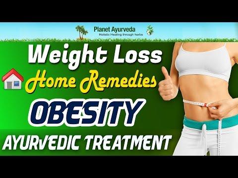 Weight Loss Home Remedies | Obesity Ayurvedic Treatment