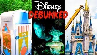 Top 7 Disney Myths & Secrets Debunked