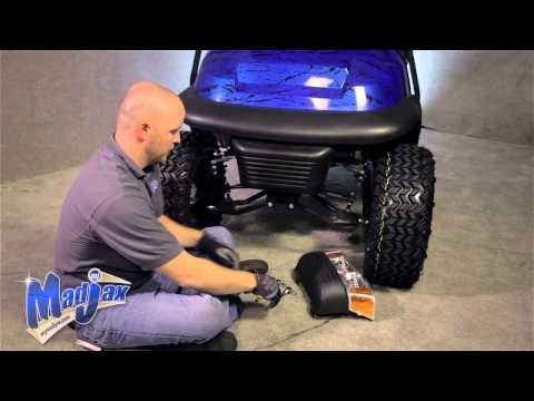 Light Kit for Club Car® Precedent® | How to Install Video | Madjax® Golf Cart Accessories