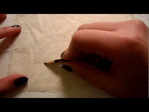 How To Identify And Find The Grain Line, Right Side And Wrong Side, Warp And Weft Of Fabric