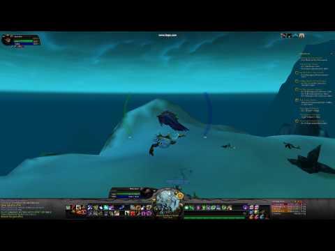 GAME: Wacraft Night Elf Druid, Mounted Flight Form Bug