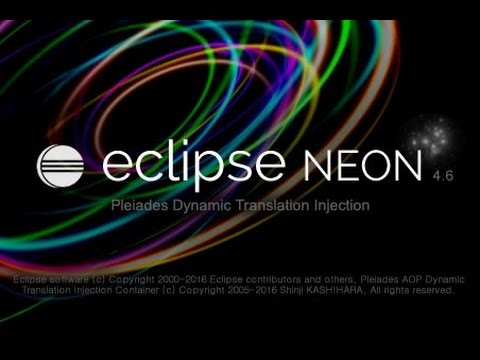 How To Install Eclipse C/C++ IDE Neon on Windows 10/8.1/7 [Part 1]