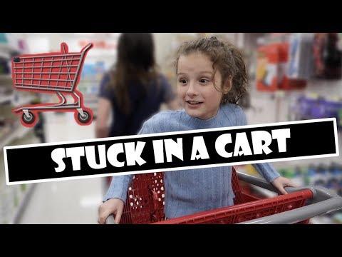 Stuck In Cart 🛒 (WK 375.2)   Bratayley