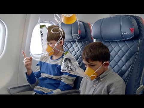 Delta's RIDICULOUS Internet-Referencing Safety Video | What's Trending Now