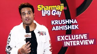 Sharmaji Ki Lag Gai | Krushna Abhishek Exclusive Interview | Mugdha Godse