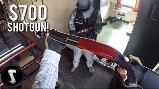 The 700 Dollar Airsoft SHOTGUN you will WANT.