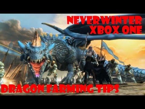 Neverwinter Xbox One - Dragon Farming Tips