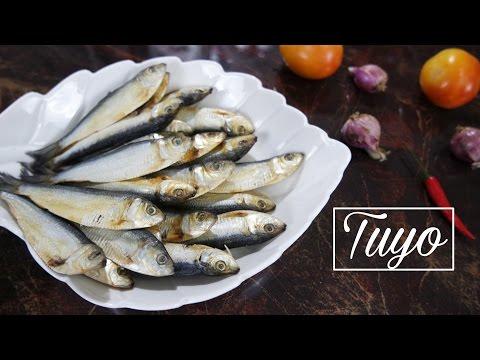 How to make Tuyo