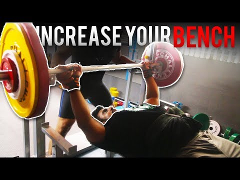 Top 5 Unique Tips to Increase your Bench Press Strength [HOW TO]