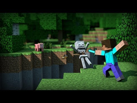TRYING TO SURVIVE IN THE MIDDLE OF NOWHERE WITH ZOMBIES!! Minecraft Survival 1