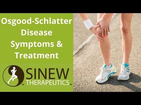 Osgood-Schlatter Disease Symptoms and Treatment