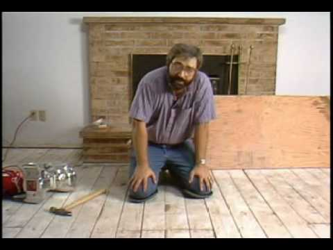 Hardwood Flooring Subfloor Preparation -