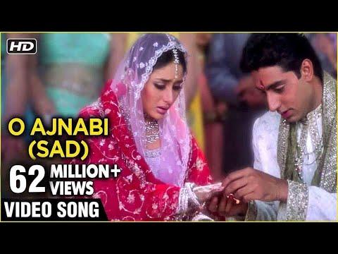 Xxx Mp4 O Ajnabi Sad Video Song Main Prem Ki Diwani Hoon Kareena Amp Abishek Bachchan K S Chitra 3gp Sex