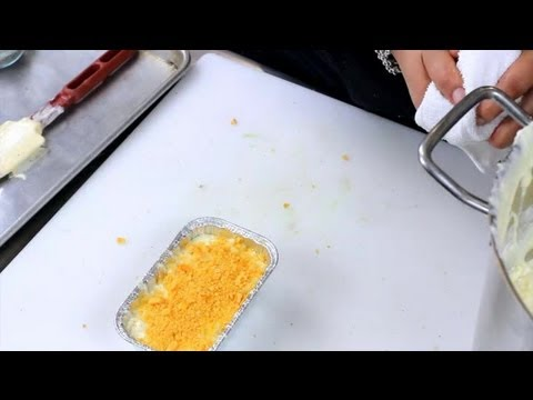 How to Make Mac & Cheese Southern-Style With Sour Cream : Mac & Cheese Variations