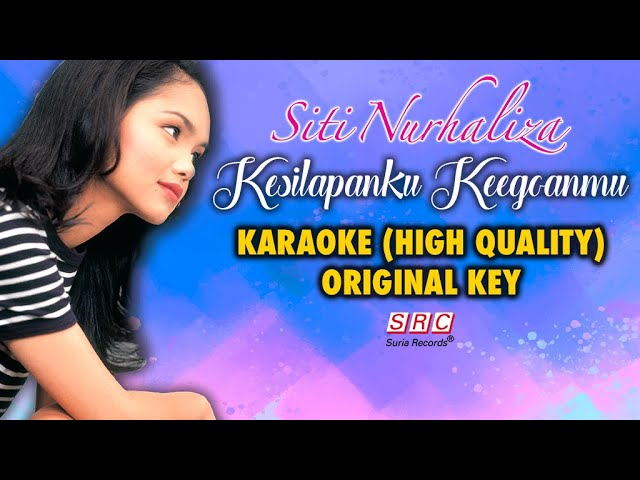 Download Siti Nurhaliza - Kesilapanku Keegoanmu - KARAOKE (High Quality) MP3 Gratis