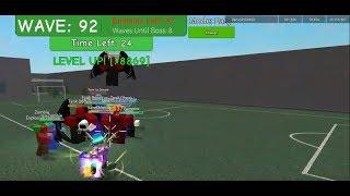 Roblox Zombie Attack Minigun