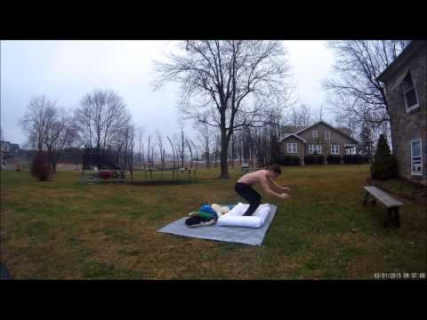 How to do a Standing Backflip in Less than 10 Minutes!!!