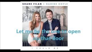 Shane Filan Nadine Coyle I Could Be [lyric video]
