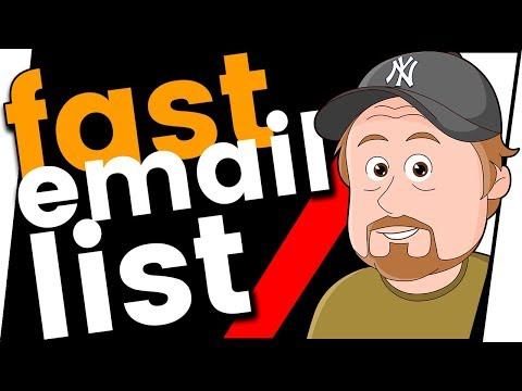 Build email list FAST with Facebook Retargeting