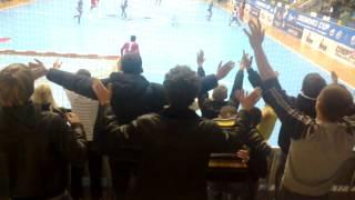 Ultras MFC Enakievets in LTK Arena