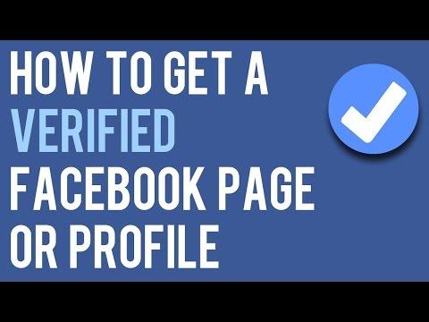 Facebook Page Verification Trick 2017 By Neeraj Bhandari