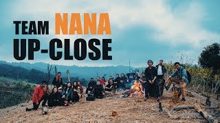 Team NANA - Up-Close and Personal | Dreamz Unlimited