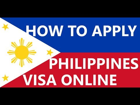 How to Apply Philippines Visa Online | Visa Requirements for Philippines