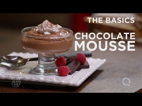 How to Make Chocolate Mousse - The Basics on QVC