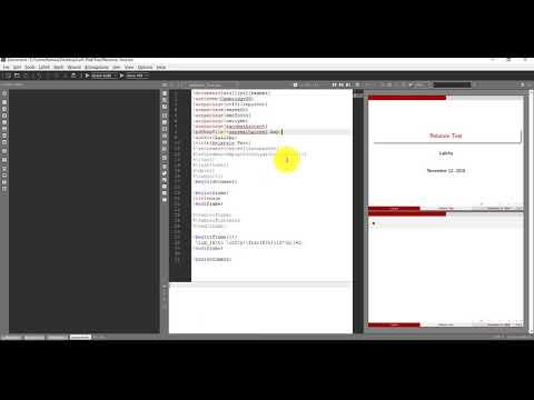 Creating Maths Formulas PPT Using Texmaker Beamer Software