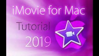 Apple iMovie - Full Tutorial for Beginners in 17 MINS! [2019]
