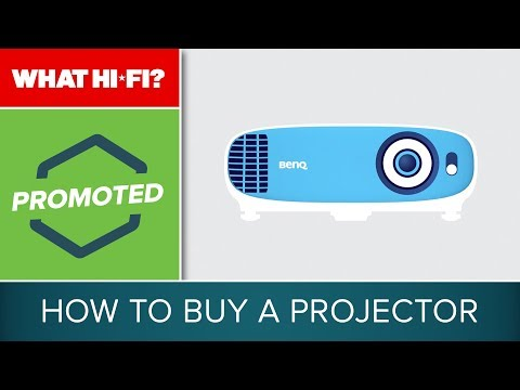 Promoted: How to buy a projector