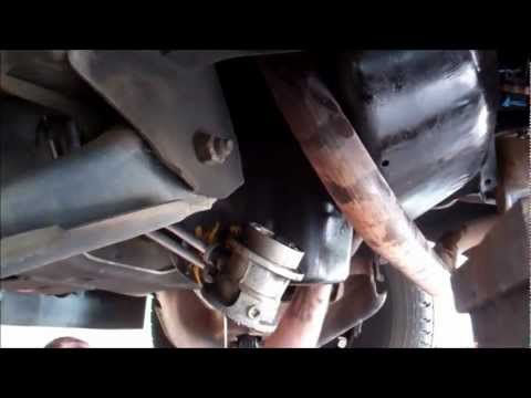 1997 GMC Truck: Engine Oil Pan Gasket Replacement