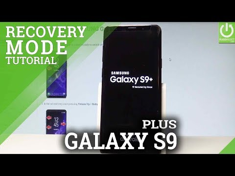 How to Boot into Recovery Mode in SAMSUNG Galaxy S9+  HardReset.info