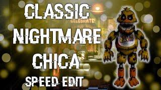 Speed Edit | FNAF ] Making Funtime Rockstar Animatronics