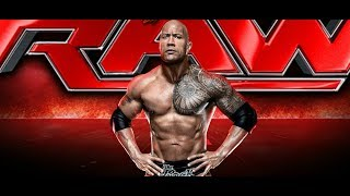 Ongoing WWE RAW spoilers wwe THE ROCK'S RETURN TO WWE RAW REVEALED wwe highlights wwe results news