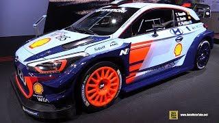 2018 Hyundai i20 WRC Racing Car - Walkaround - 2017 Frankfurt Auto Show