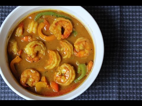 The Best Jamaican Curry Shrimp Recipe Ever