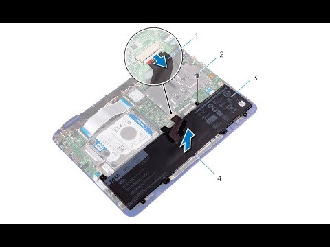 How to  disassemble Dell Inspiron 11 - 3169