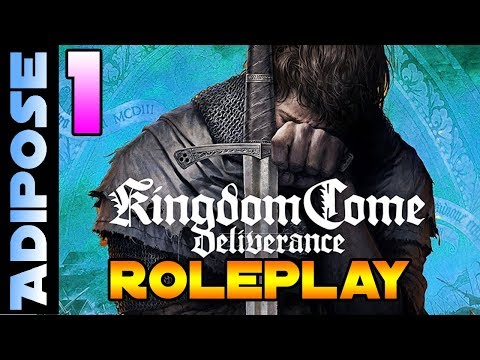 Let's Roleplay Modded Kingdom Come: Deliverance #1 Melding and Murder