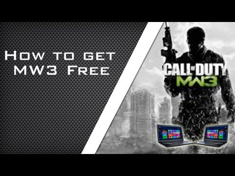 How to get Modern Warfare 3 Multiplayer on Steam Free! [August 2013] [Working]