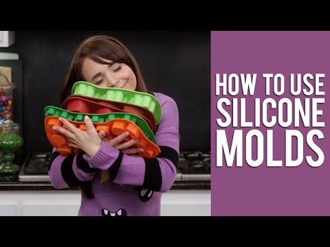 How to Use Silicone Molds | Everything You Want to Know from Rosanna Pansino