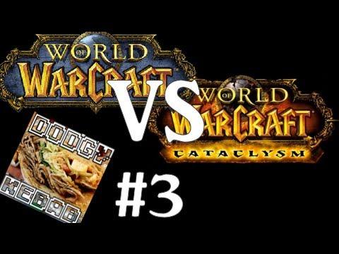Vanilla vs Cata / Pandaria: Stormwind Champions Hall (PVP Room) - World of Warcraft