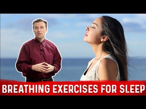 Breathing Exercises For Sleep