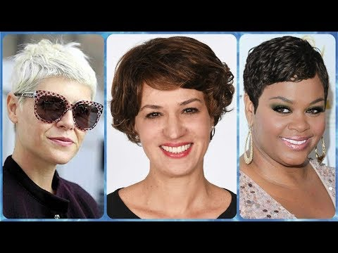 20 popular ideas for short haircuts for 50 year old woman