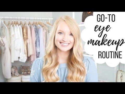 Everyday Eye Makeup Routine: Neutral MAC Eyeshadow Tutorial