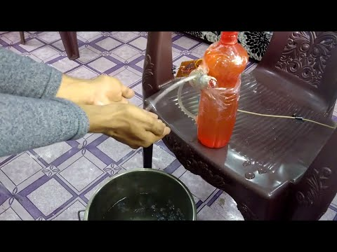 How to make motion activated faucet at home using proximity sensor very easily