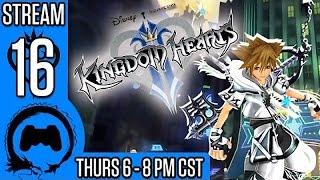 KINGDOM HEARTS 2 Part 16 - TFS Plays - TFS Gaming