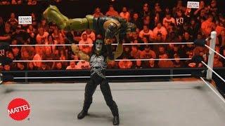 Sting vs. Bray Wyatt: Action Figure Showdown