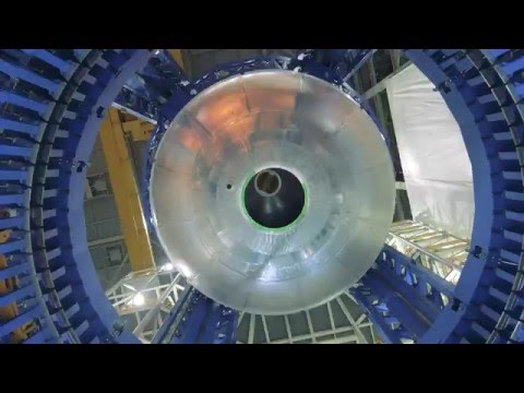 Precision Meets Progress in Welding on SLS Liquid Oxygen Tank Hardware