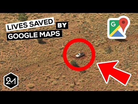 6 Times Google Maps Found Mysterious Images On Earth And Saved Lives